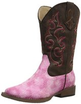 Roper Toolie Square Toe Cowgirl Boot (Infant/Toddler/Little Kid)
