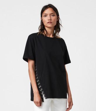 AllSaints Cali Hook T-Shirt