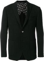 Tonello one button blazer