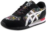Onitsuka Tiger by Asics Colorado Eighty-five Men Leather Black Running Shoe.