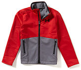 Under Armour Big Boys 8-20 CGI Softer-Shell Color Block Jacket