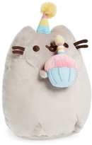 Gund Infant Pusheen Birthday Stuffed Animal