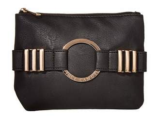 Vince Camuto Studio - Belt Bag w/ Ring and Keeper Metal Details