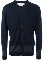 Marni two tone cardigan