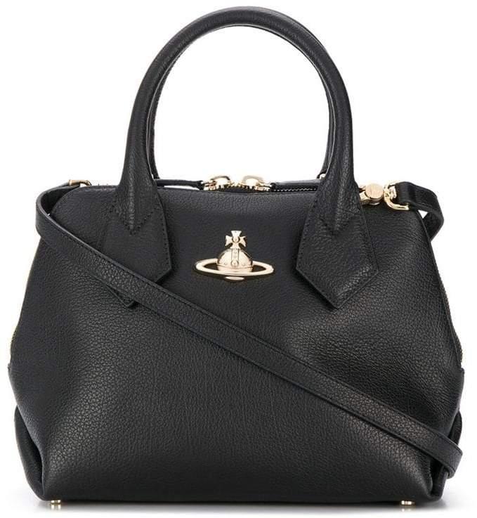 ba1e33df8c9 Vivienne Westwood Black Handbags - ShopStyle