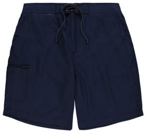 George Navy Zip Pocket Swim Shorts