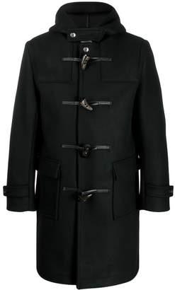 MACKINTOSH mid-length duffle coat