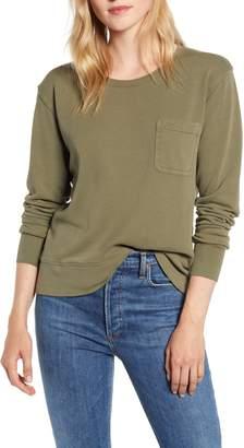 Alex Mill Fleece Pocket Sweatshirt