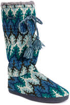 Muk Luks Women's Gloria Boot Slipper