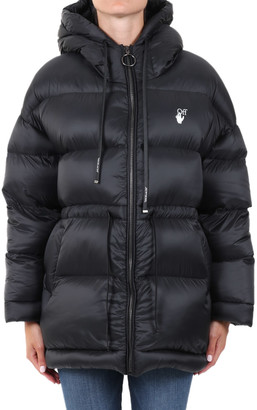 Off-White Oversize Jacket Black