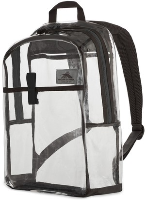 High Sierra Clear Classic Backpack