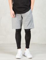 Publish Grey Danson Shorts With Legging