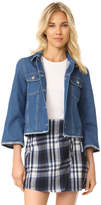 MiH Jeans Arch Denim Jacket