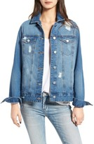 BP Women's Denim Trucker Jacket