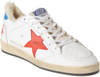 Golden Goose Ballstar Leather Sneaker