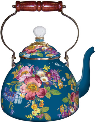 Mackenzie Childs 3-Qt. Flower Market Tea Kettle