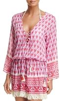 Cool Change Coolchange Chloe Bazaar Tunic Swim Cover-Up
