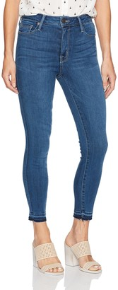 Parker Smith Women's Bombshell Crop High Rise Released