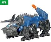 Power Rangers Movie Triceratops Battle Zord & Blue Ranger