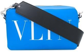 Valentino VLTN logo-print shoulder bag