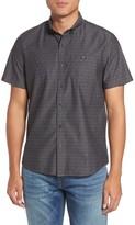 Michael Bastian Men's Dobby Sport Shirt