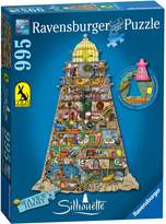 Ravensburger Colin Thompson Shaped Lighthouse 955pc Puzzle