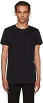 Ann Demeulemeester Black Plain T-shirt