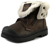 Palladium Baggy Leather S Round Toe Leather Boot.
