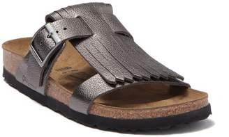 Birkenstock Maddie Fringe Leather Sandal - Discontinued