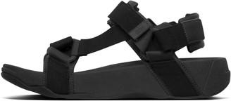 FitFlop Ryker Webbing And Neoprene Back-Strap Sandals