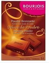Bourjois Delice de Poudre Bronzing Powder Peaux Claires/ Medianes 51 by