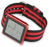 deBeer iPod Nano Watch Band - Black w/ stripes