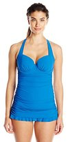 Gottex Profile by Women's Tutti Frutti D-Cup Swim Dress
