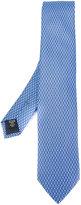 Ermenegildo Zegna print tie - men - Silk - One Size