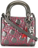 Christian Dior pre-owned Limited Edition Anselm Reyl mini 2way handbag