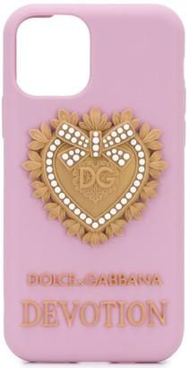 Dolce & Gabbana silicone iPhone 11 pro case