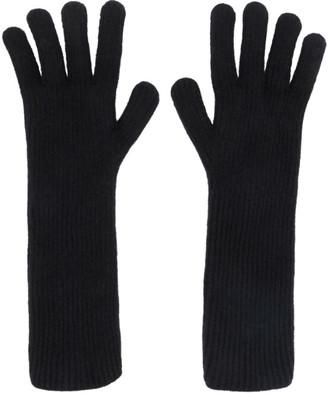 Julius Black Dimensional Gloves
