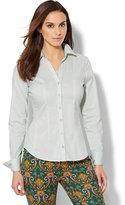New York & Co. 7th Avenue - Madison Stretch Shirt