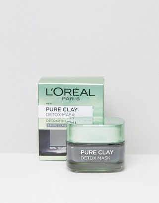 L'Oreal Pure Clay Detox Face Mask