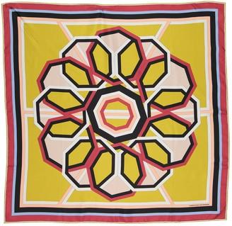 Jonathan Saunders Multicolour Silk Scarves