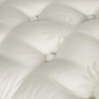 OKA Deluxe Super King Mattress - White