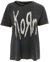 And finally 'korn' studded round neck t-shirt