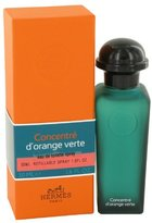 Hermes EAU D'ORANGE VERTE by Eau De Toilette Spray Concentre Refillable (Unisex) 1.6 oz Men
