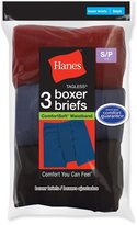 Red Label Hanes Boy's Stripe Boxer Brief 5-Pack