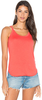 C&C California Bella Classic Tank in Coral. - size L (also in M,S,XS)