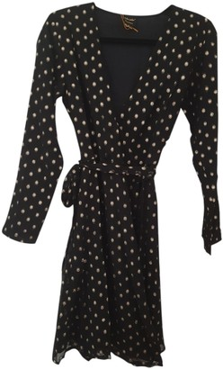 Petite Mendigote Black Dress for Women