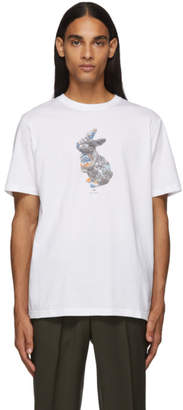 Paul Smith White Rabbit T-Shirt