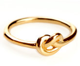 Avanessi KNOT RING - YELLOW