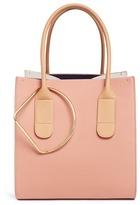Roksanda 'Weekend' colourblock mini calfskin leather bag