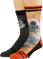 Star Wars STARWARS 2-pk. Sublimated Crew Socks